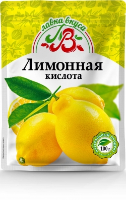 Лимонная кислота 100 г