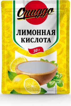 Лимонная кислота 30 г