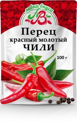 Перец красный молотый ЧИЛИ 100 г