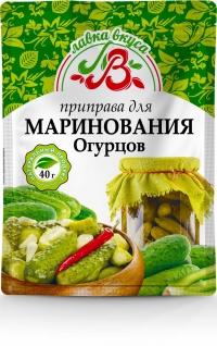 Приправа  для маринования огурцов 40 г