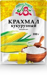 Кукурузный крахмал 200 г